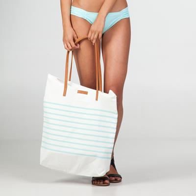 Shopper Ocean Stripe