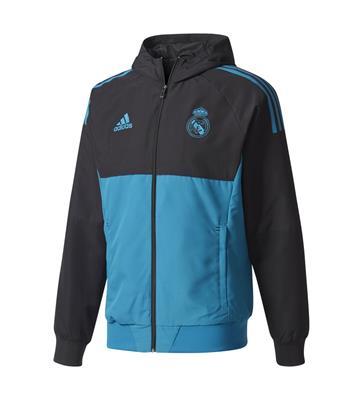 more photos f717d 0fdf2 maria cecilia sloots adidas Real Madrid UCL Presentation Jacket