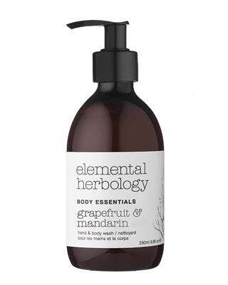 Elemental Herbology - Grapefruit & Mandarin Body Wash - 290 ml