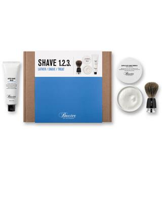 Baxter of California - Shave 1.2.3 - 240 ml x 120 ml x 1 st.