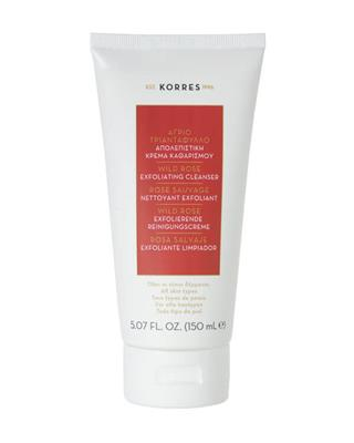 Korres - Wild Rose Exfoliating Cleanser - 150 ml