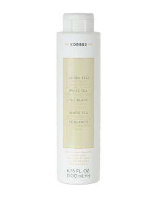 Korres - White Tea Facial Fluid Gel Cleanser - 200 ml