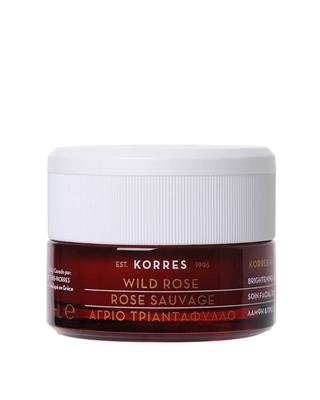 Korres - Wild Rose Brightening & First Wrinkles Day Cream - Dry Skin - 40 ml