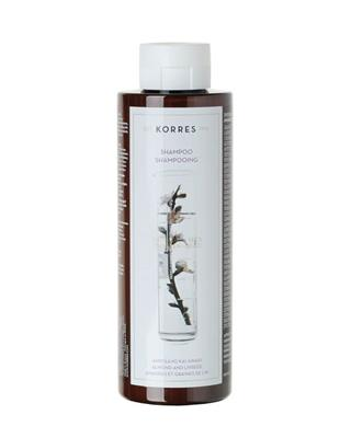 Korres - Almond & Linseed Shampoo - 250 ml