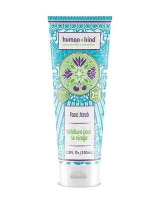 Human+Kind - Face Scrub - 100 ml