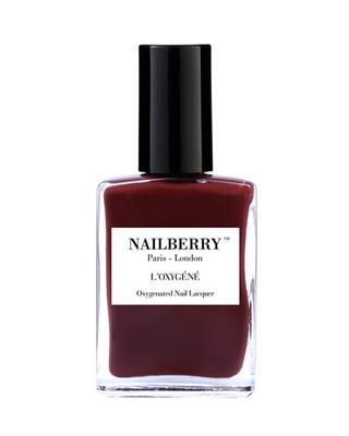 Nailberry - L'Oxygéné Dial M for Maroon - 15 ml