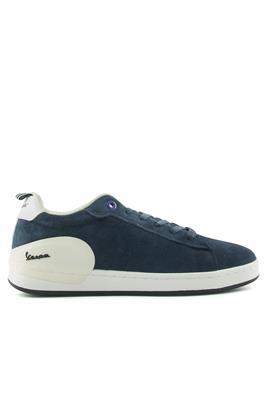 Occasionnels Vespa Bleu Chaussures Casual Pour Les Hommes qu0I8Z4v3