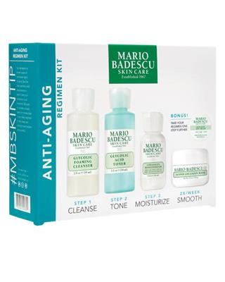 Mario Badescu - Anti-Aging Kit - 59 ml + 59 ml + 29 ml + 14 ml