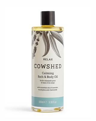 Cowshed - Relax - Calming Bath & Body Oil - 100 ml