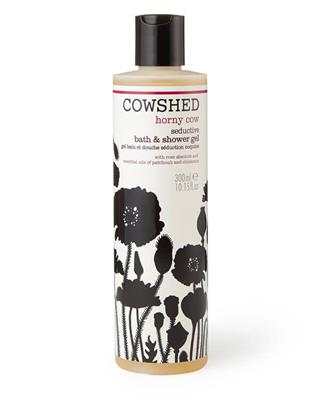 Cowshed - Horny Cow Seductive Bath & Shower Gel - 300 ml