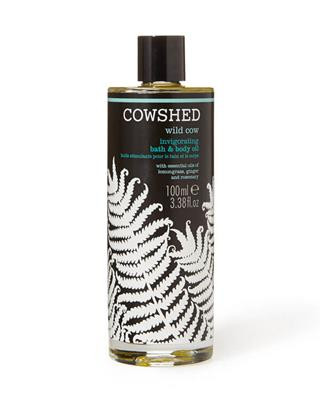 Cowshed - Wild Cow Invigorating Bath & Body Oil - 100 ml
