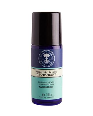 Neal's Yard Remedies - Peppermint & Lime Roll On Deodorant  - 50 ml