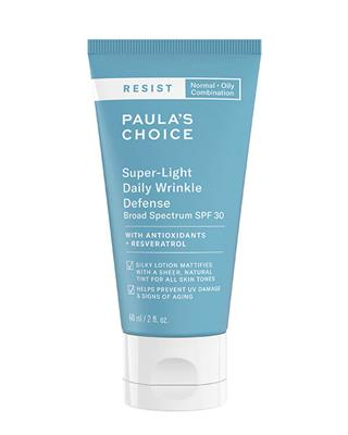 Paula's Choice - Resist Super-Light Daily Wrinkle Defense SPF30 - 60 ml