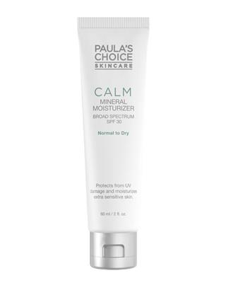 Calm Mineral Moisturizer SPF30 Normal to Dry - 60 ml
