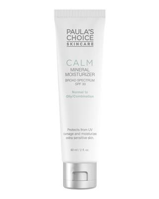Calm Mineral Moisturizer SPF30 Normal to Oily - 60 ml