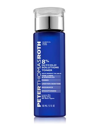 8% Glycolic Solutions Toner - 150 ml