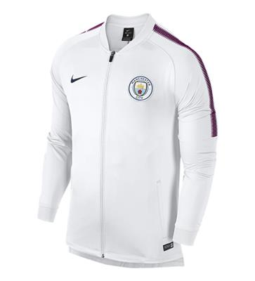 Nike Manchester City FC Mens DRY SQD TRK JKT K  17 -  18 e257b545fae1e