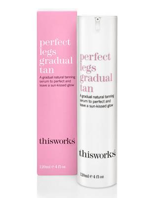 This Works - Perfect Legs Gradual Tan - 120 ml