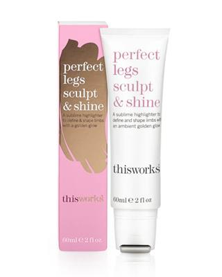 This Works - Perfect Legs Sculpt & Shine - 60 ml