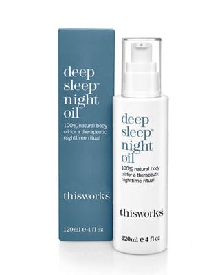 This Works - Deep Sleep Night Oil - 120 ml