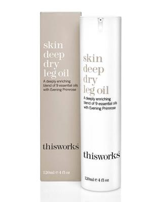 This Works - Skin Deep Dry Leg Oil - 120 ml