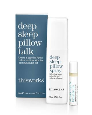 This Works - Deep Sleep Pillow Talk - 75 ml + 5 ml