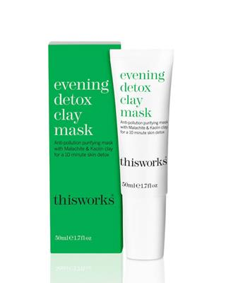 This Works - Evening Detox Clay Mask - 50 ml