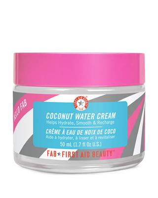 First Aid Beauty - Hello FAB Coconut Water Cream - 50 ml