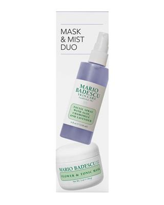 Mario Badescu - Lavender Mask & Mist Kit - 118 ml + 56 g