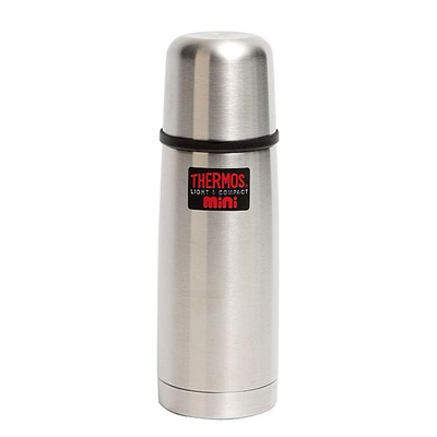 f8f0a4fb23a Thermos - Isoleerfles - Thermax - 350 ml - Zilver