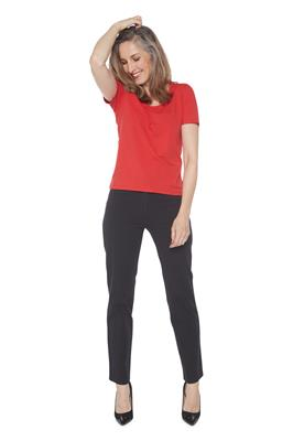 T-Shirt Basic Rood