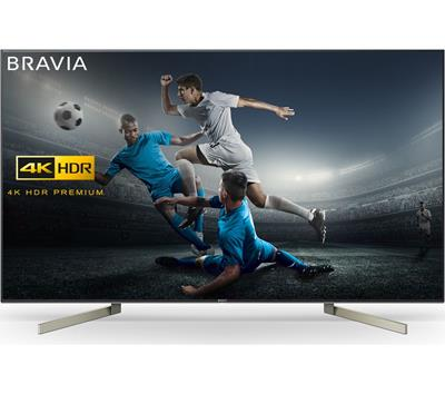 Sony KD75XF9005 4K Ultra HD TV