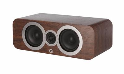 Q Acoustics 3090Ci Center luidspreker Walnoot