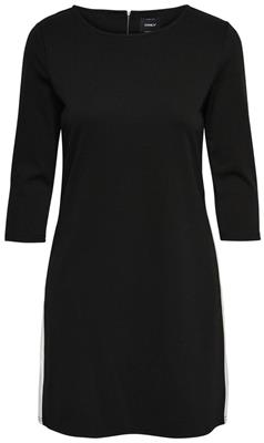 Onlbrilliant 3/4 dress Black/live