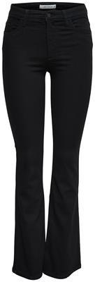 Jdyella flared pant Black