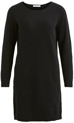 Viril l/s knit dress noos Black