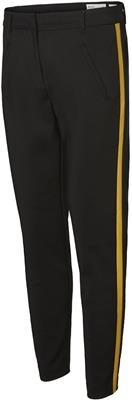 Vmvictoria mr panel ankle pants Black/thai curry
