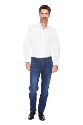 Jeans Mike Donkerblauw