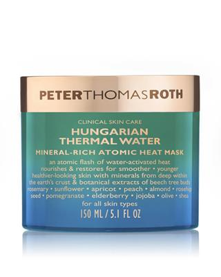 Hungarian Thermal Water Mineral-Rich Atomic Heat Mask - 150 ml