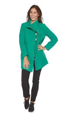 Winterjas Dames Lang Groen.Dames Jassen Jacks Shop Online Miller Monroe