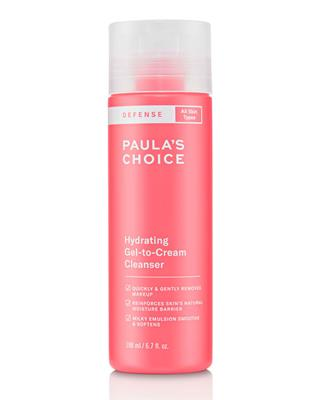 Paula's Choice - Defense Hydrating Gel-to-Cream Cleanser - 198 ml