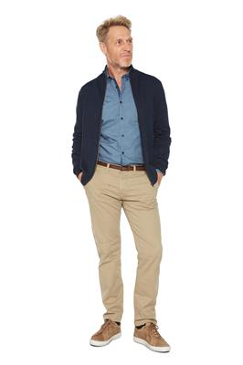 Tom Tailor Casual Vest Navy