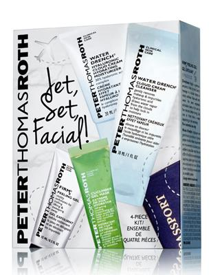 Peter Thomas Roth - Jet, Set, Facial! - 30 ml + 14 ml + 15 ml + 20 ml