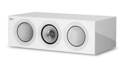KEF R2C Center Luidspreker Wit Hoogglans