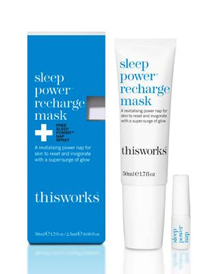 Sleep Power Recharge Mask - 60 ml