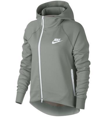 91d2dd1a72f symptomen eerste keer ongesteld Nike Sportswear Tech Fleece damesvest