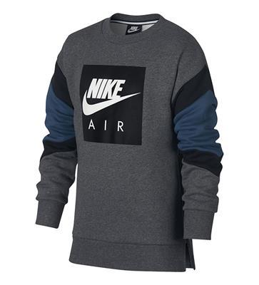 8f222b49330 groot vaarbewijs halen Nike Air Jongensshirt