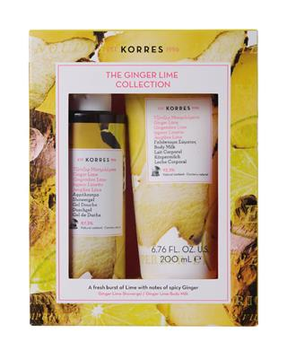 Korres - The Ginger Lime Collection - 250 ml + 200 ml