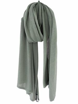 Cosy Cotton sjaal - Ibiza Green