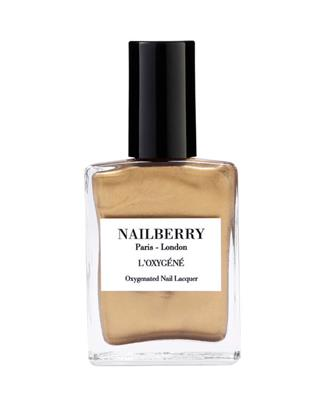 Nailberry - L'Oxygéné Gold Leaf - 15 ml